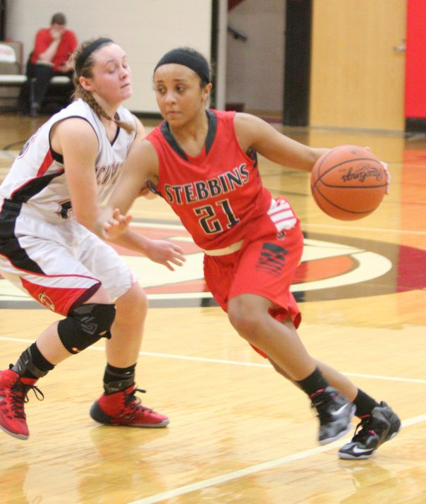 Stebbins sparkplug Briana Williams may only be 5-foot-1, but she has fulfilled her dream of getting a college scholarship.